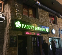 Paddy's Irish Bar in Pas de la Casa