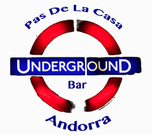 Underground Bar in Pas de la Casa
