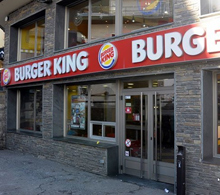 Burger King in Pas de la Casa