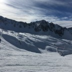 Opening day in Grandvalira Grau Roig. Taken on Pista Llarga red run.