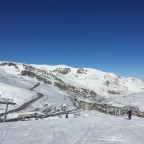 Pas de la Casa from the slopes