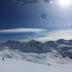 Looking across Grau Roig from the Antennes chairlift