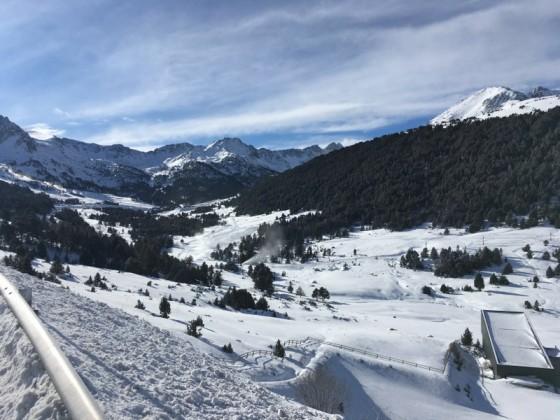 The mountains of Grau Roig