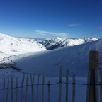 The view of Pas de la Casa from Pic Blanc