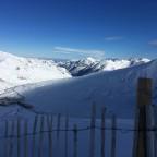The view of Pas de la Casa from Pic Blanc