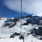 CubilChairlift looking back into Grau Roig