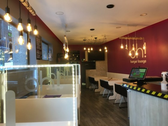 Oh Burger! offers a great variety of burgers, pizzas and other snacks
