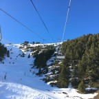 Sunny days in Grau Roig - taken from the TSF4 Cubil lift