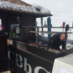 BBQ in CBBC restaurant 18.02