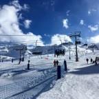 Base of Pas de la Casa slopes