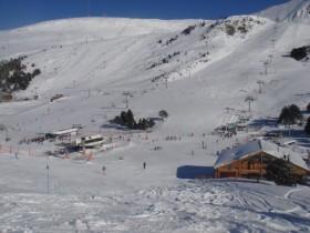 View Of Grau Roig - February 2010
