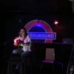 Live music in the Underground Bar