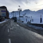 The road to the slopes of Pas de la Casa
