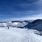 Top of Solanelles chairlift
