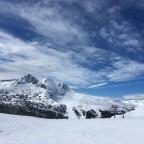 Bluebird days in Grandvalira Grau Roig