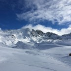 Dreamy views of Grau Roig from the Antennes chairlift