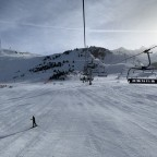 Views from Pic Blanc chairlift