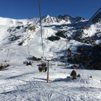 On the TSD4 Cubil lift looking back at Grau Roig
