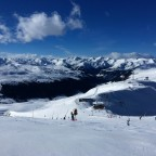Top of Pic Blanc chairlift from Grau Roig to Pas de la Casa