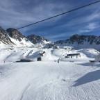Grau Roig valley - Coma Blanca and Igloo bar