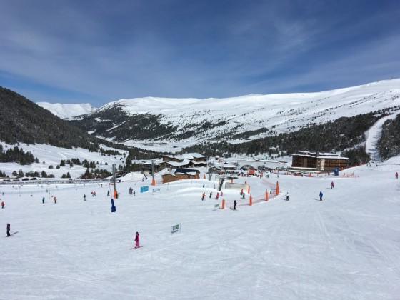 Grau Roig beginners slopes.