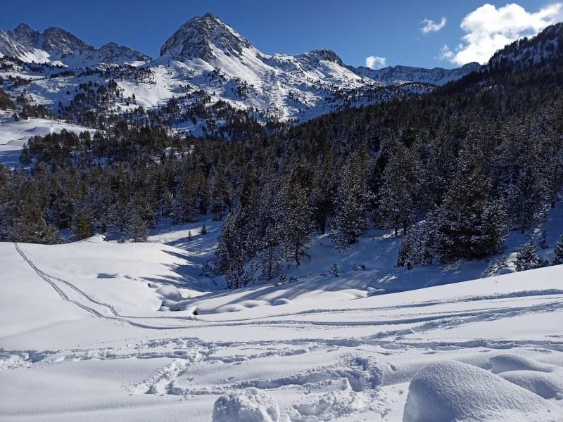The views of Grau were stunning