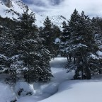 So much fresh snow to be found in Grau Roig