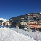 New Els Pioners gondola from town to the nursery slopes