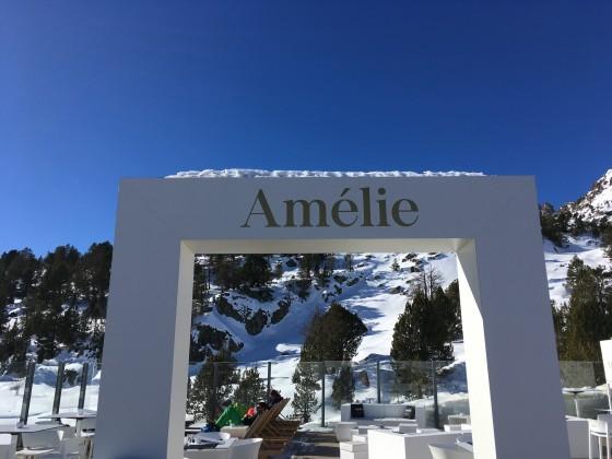 Amelie Experience, Refugi des llac de Pessons restaurant.