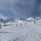 Bottom of the slopes in Pas de la Casa