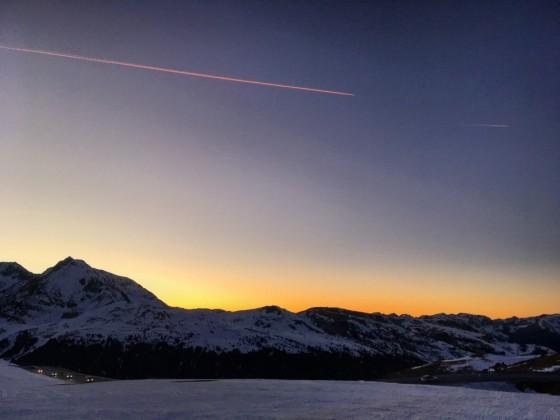 Sunset in Grau Roig