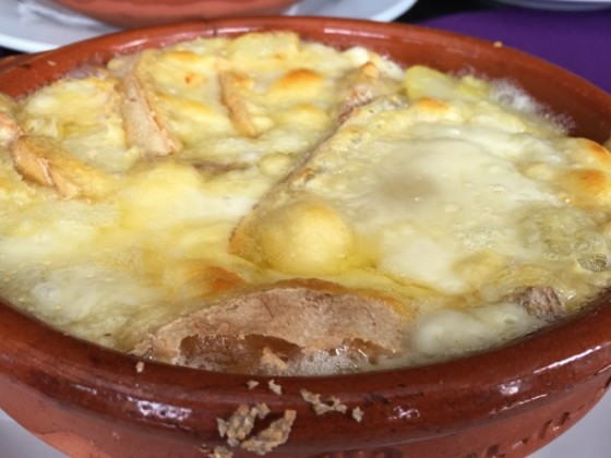 If you love cheese raclette is a must to try in Andorra