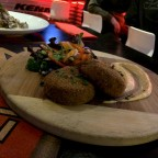 Fishcakes at Underground Sportsbar & Grill