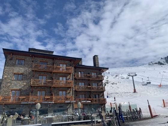 Grau Roig boutique hotel
