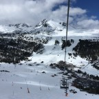 Grau Roig from Antennes chairlift