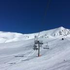 Pic Blanc chairlift from Grau Roig to Pas de la Casa