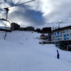View from Solana chairlift