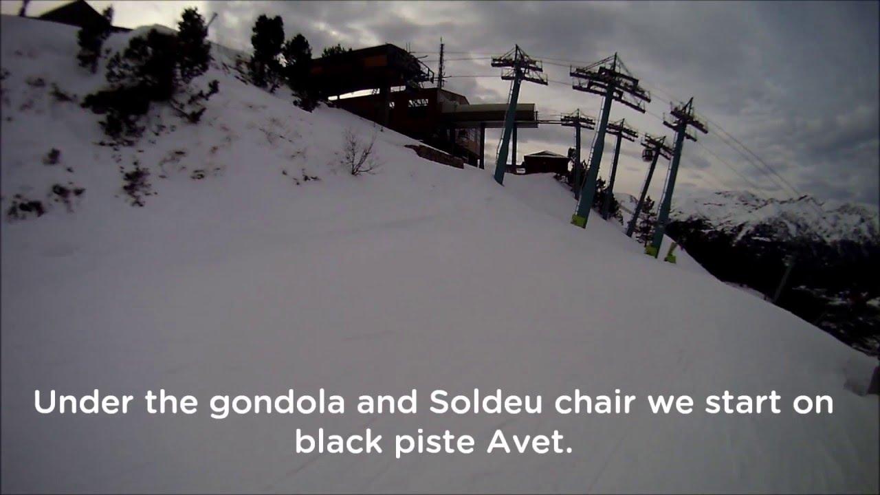 Soldeu, January 2014