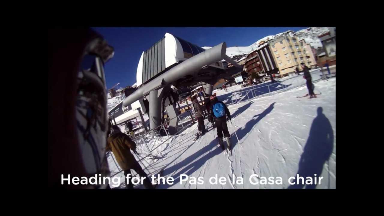 Pas de la Casa & Grau Roig, December 2011