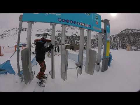Skiing Grau Roig 27.01.20